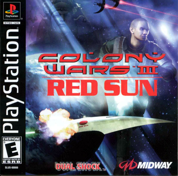 Colony Wars 3 Red Sun u
